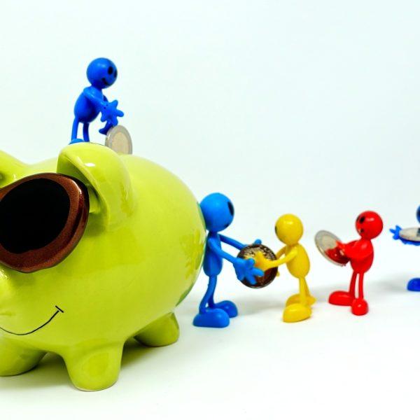Geld anlegen für Kinder